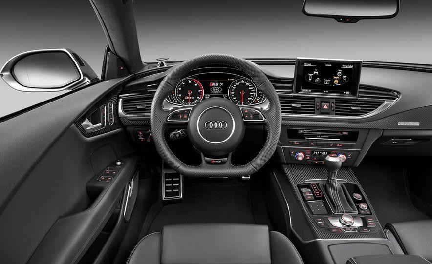 2014 Audi RS7 - Slide 33