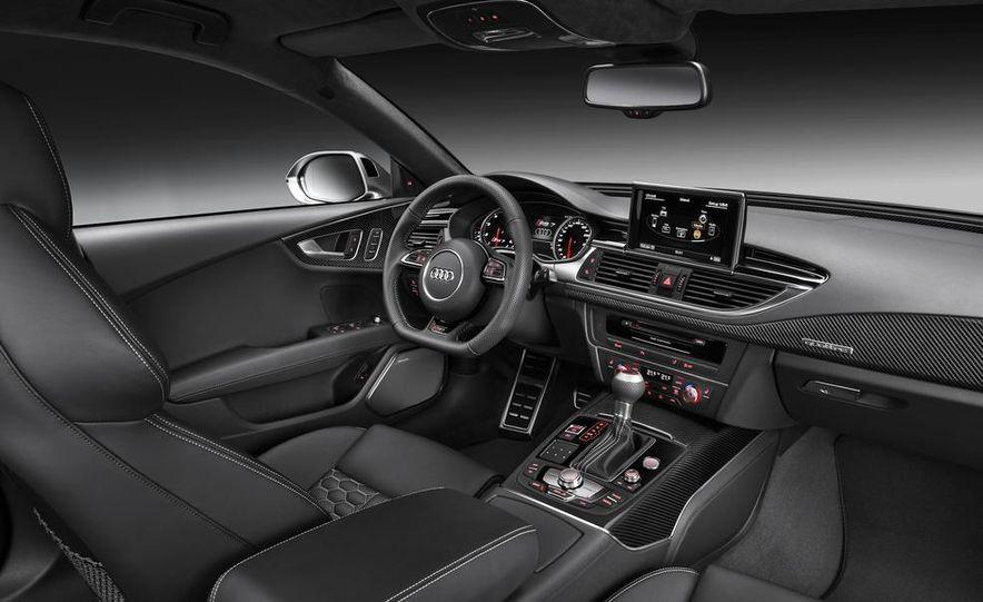 2014 Audi RS7 - Slide 34