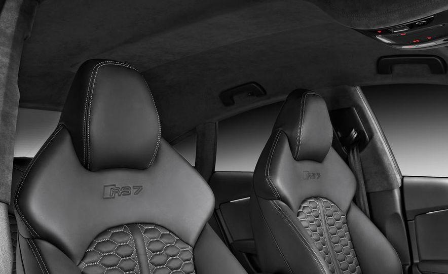 2014 Audi RS7 - Slide 35