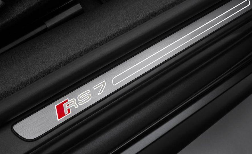 2014 Audi RS7 - Slide 38