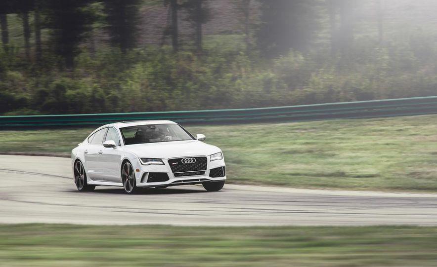 2014 Audi RS7 - Slide 4