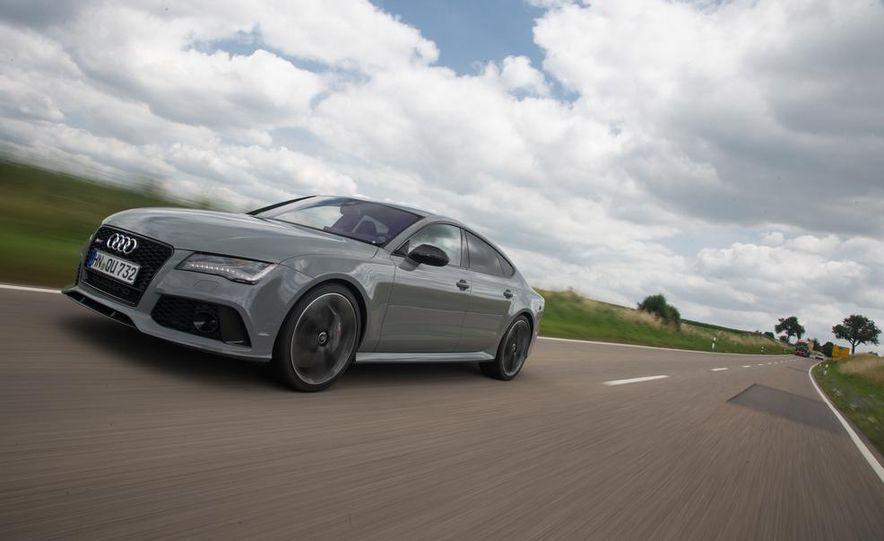 2014 Audi RS7 - Slide 8