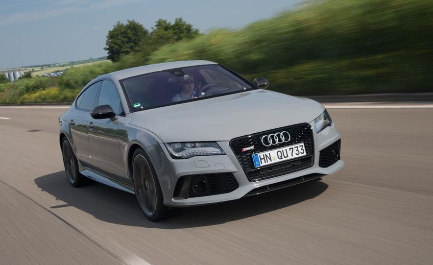 2014 Audi RS7 - Slide 10