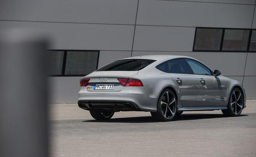 2014 Audi RS7 - Slide 15