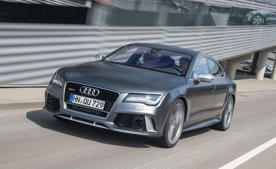 2014 Audi RS7 - Slide 19