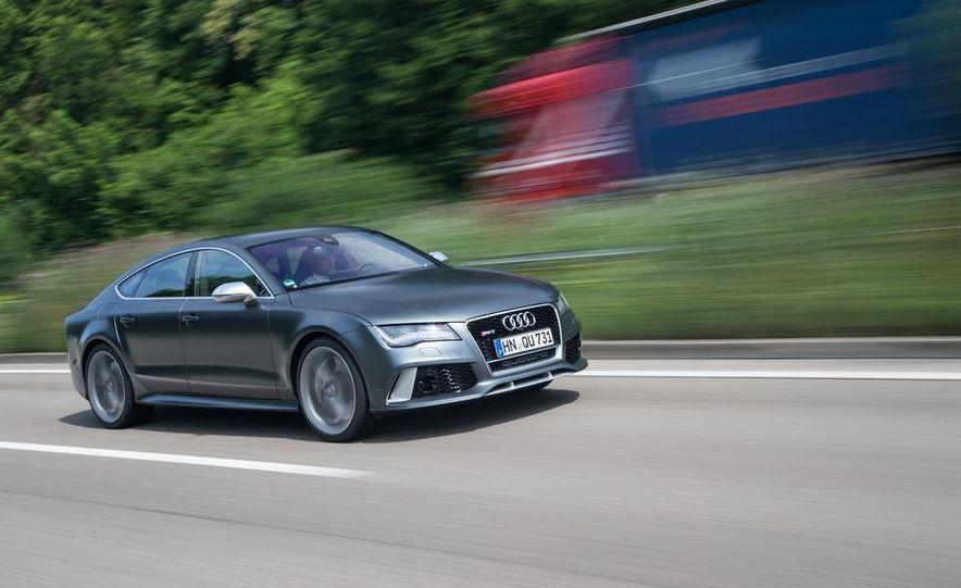 2014 Audi RS7 - Slide 20