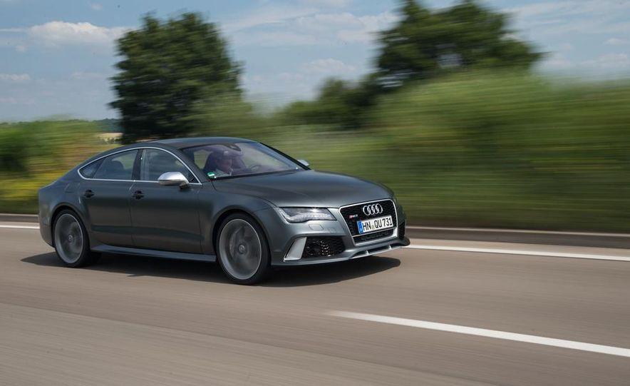 2014 Audi RS7 - Slide 21