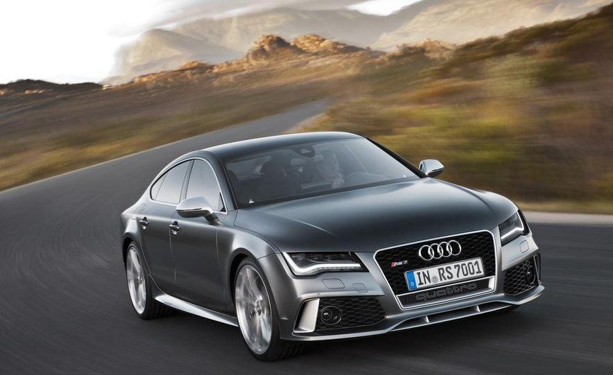 2014 Audi RS7 - Slide 22