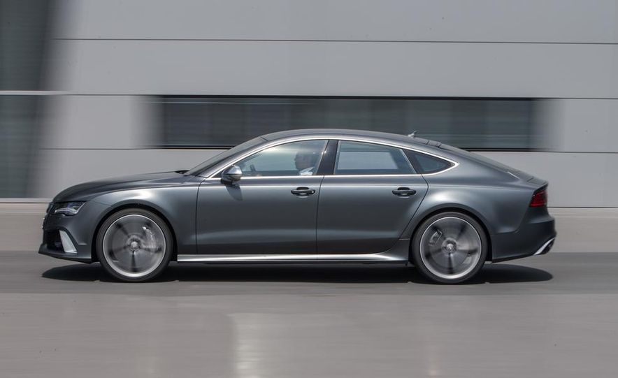 2014 Audi RS7 - Slide 25