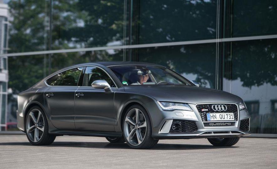2014 Audi RS7 - Slide 26
