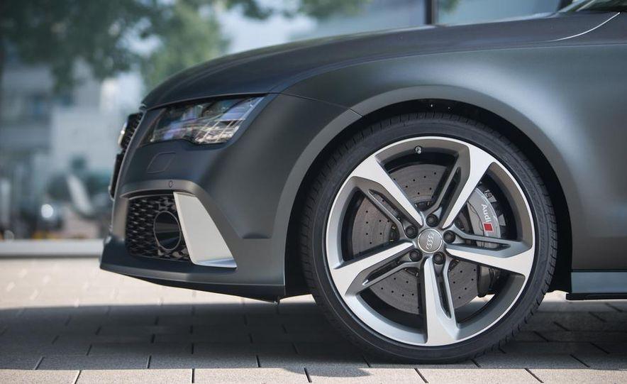 2014 Audi RS7 - Slide 29