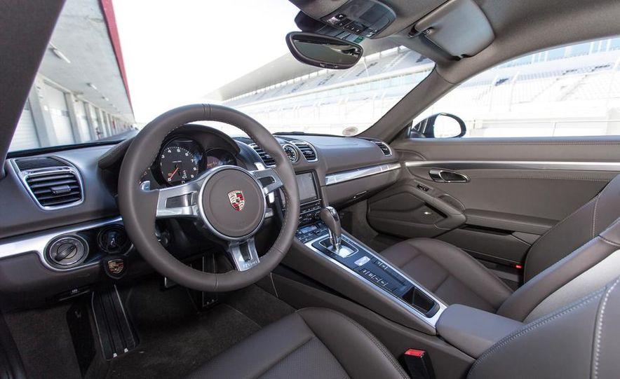2014 Porsche Cayman S - Slide 32