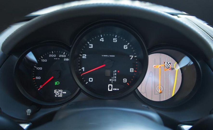 2014 Porsche Cayman S - Slide 35