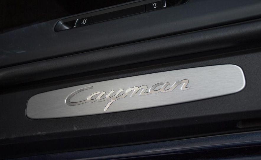 2014 Porsche Cayman S - Slide 41
