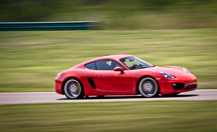 2014 Porsche Cayman S - Slide 1