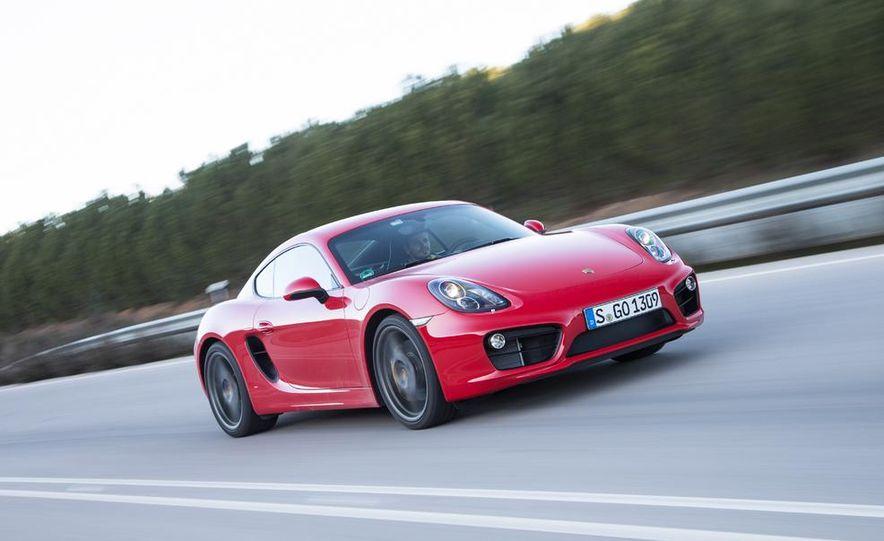 2014 Porsche Cayman S - Slide 13