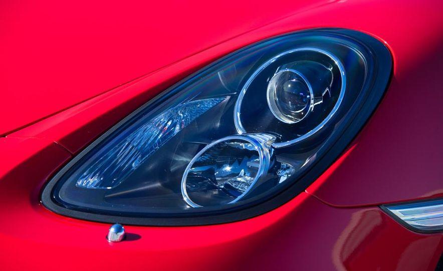 2014 Porsche Cayman S - Slide 27