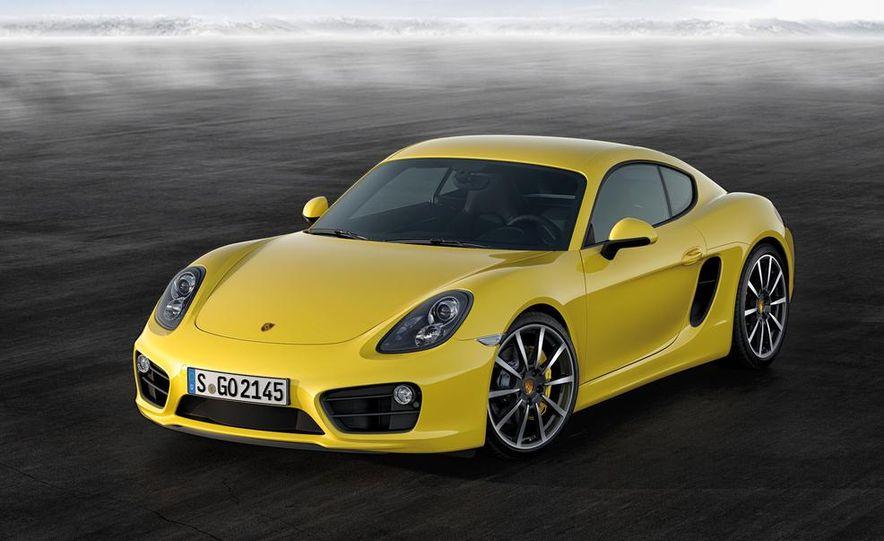 2014 Porsche Cayman S - Slide 38