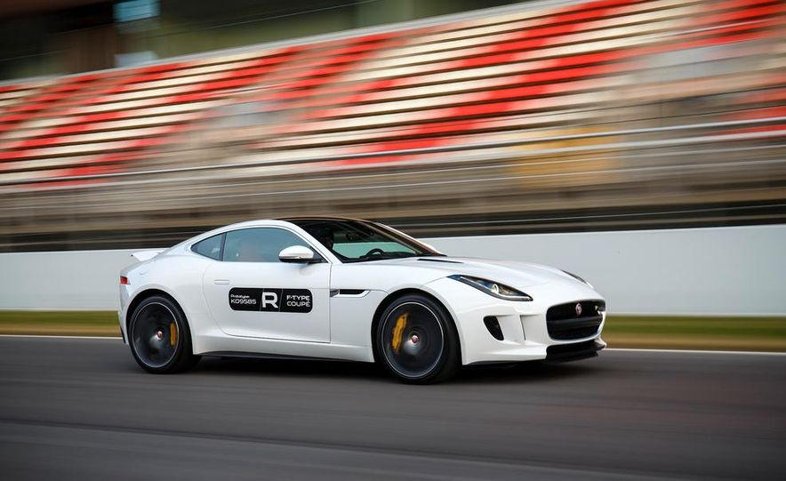 2015 Jaguar F-type R coupe - Slide 4