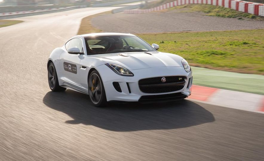 2015 Jaguar F-type R coupe - Slide 5