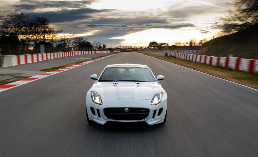 2015 Jaguar F-type R coupe - Slide 6
