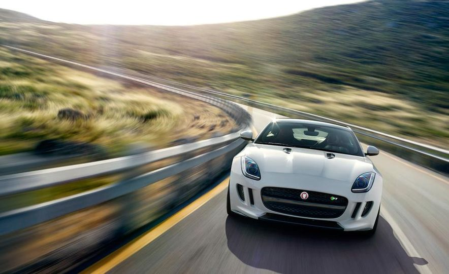 2015 Jaguar F-type R coupe - Slide 16