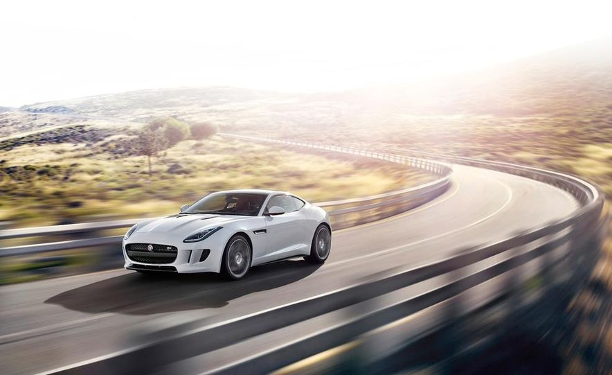 2015 Jaguar F-type R coupe - Slide 17