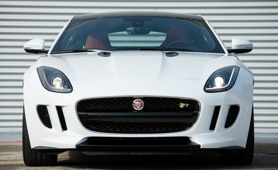 2015 Jaguar F-type R coupe - Slide 29