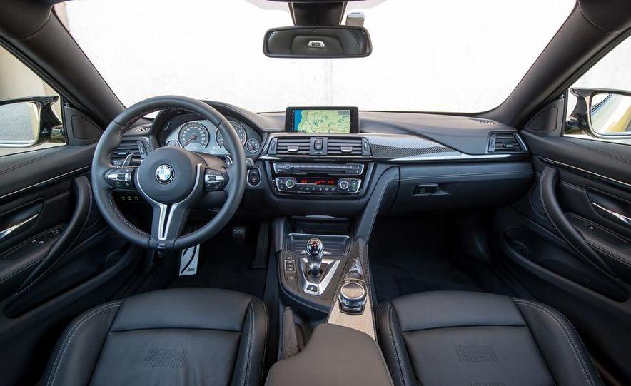 2015 BMW M4 coupe - Slide 41