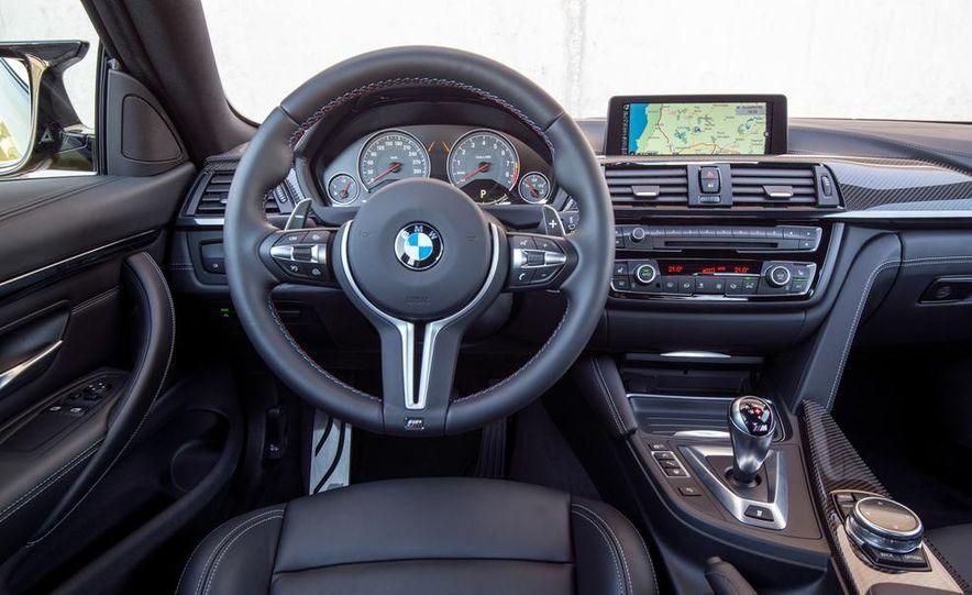 2015 BMW M4 coupe - Slide 43