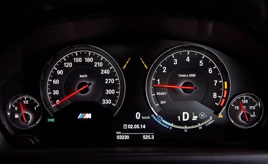 2015 BMW M4 coupe - Slide 44