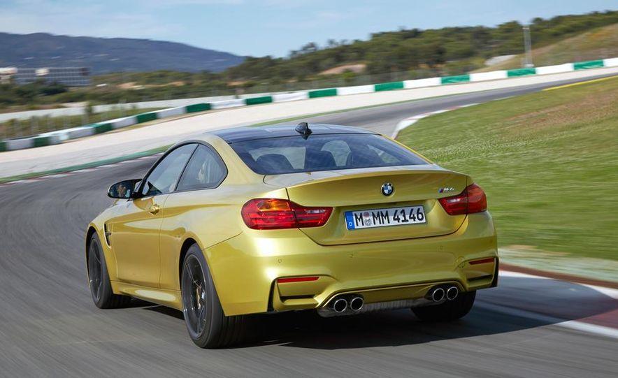 2015 BMW M4 coupe - Slide 6