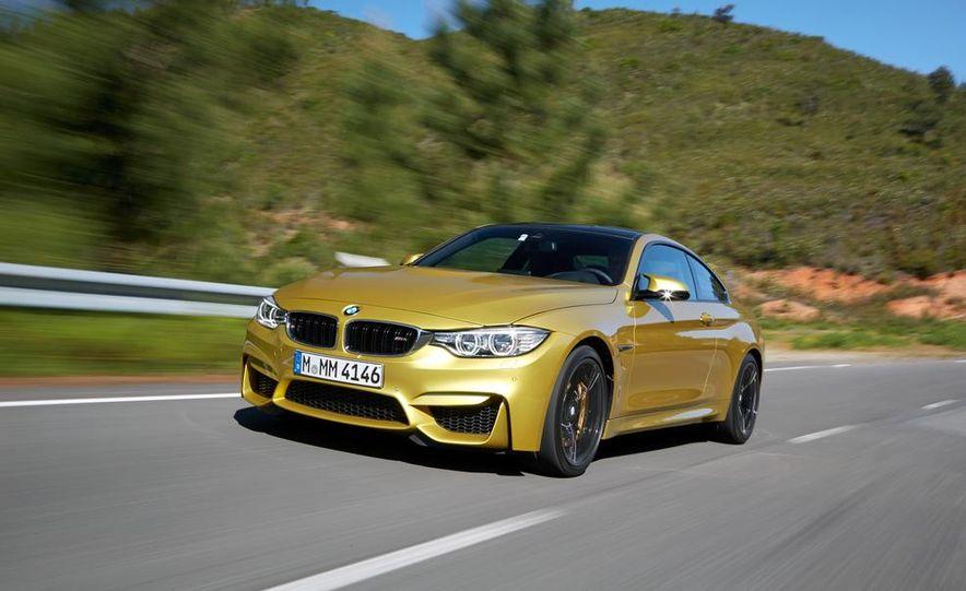 2015 BMW M4 coupe - Slide 8