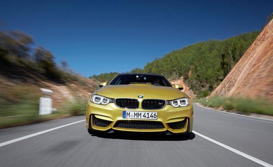 2015 BMW M4 coupe - Slide 9