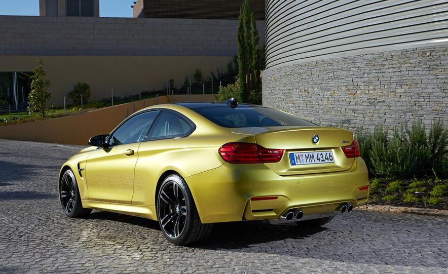 2015 BMW M4 coupe - Slide 29