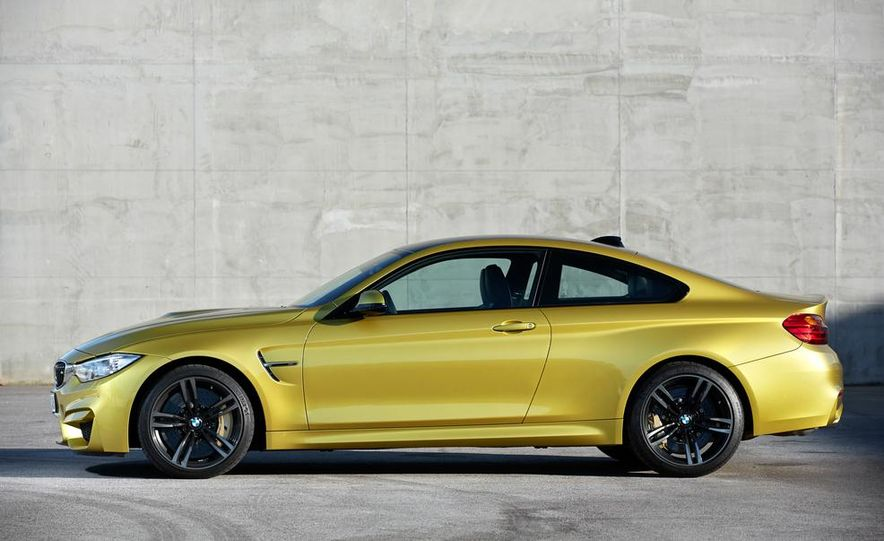2015 BMW M4 coupe - Slide 31
