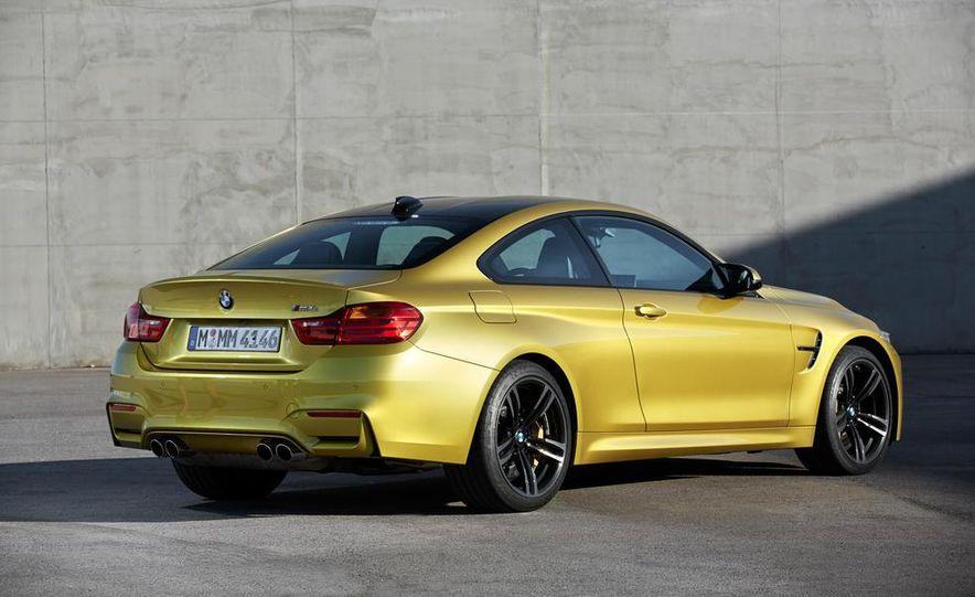 2015 BMW M4 coupe - Slide 33
