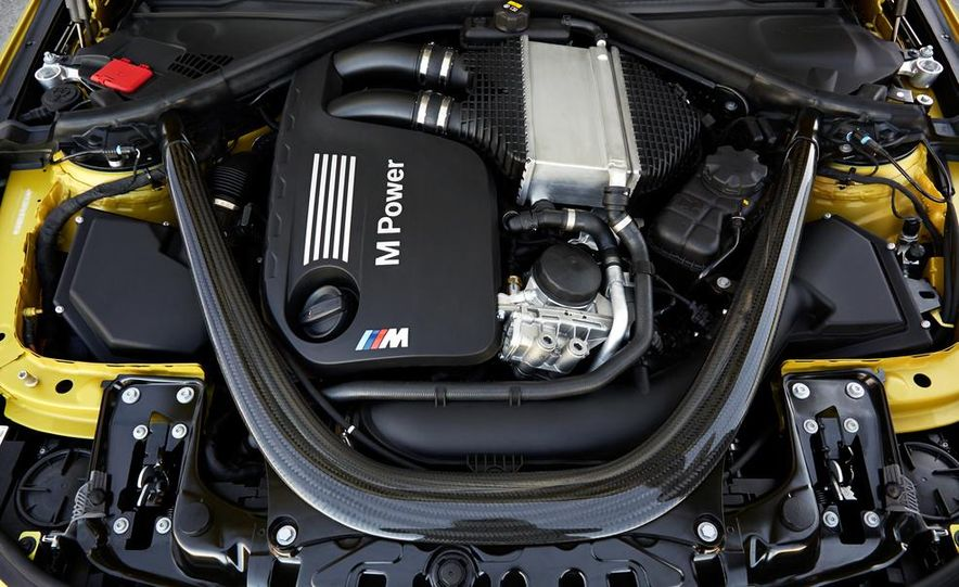 2015 BMW M4 coupe - Slide 50