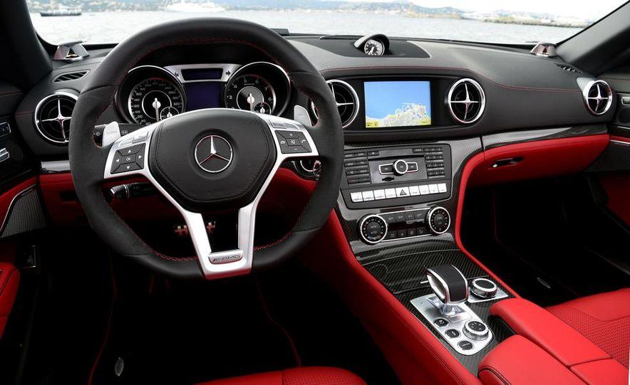 2014 Mercedes-Benz SL63 AMG - Slide 22