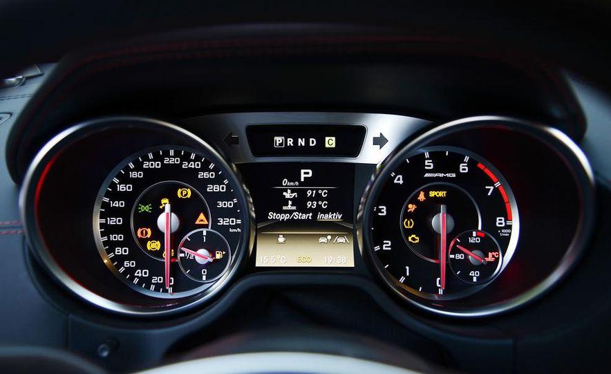 2014 Mercedes-Benz SL63 AMG - Slide 25