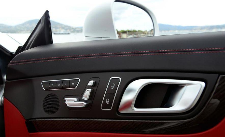 2014 Mercedes-Benz SL63 AMG - Slide 28