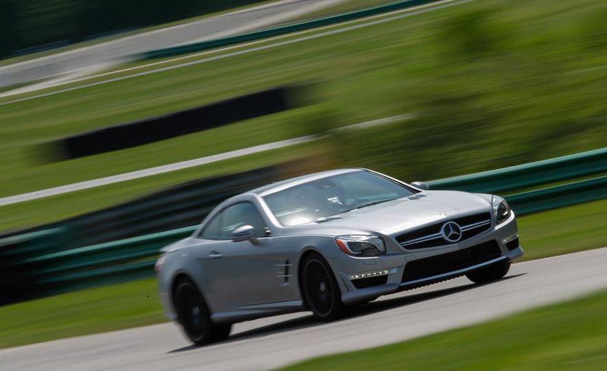 2014 Mercedes-Benz SL63 AMG - Slide 1