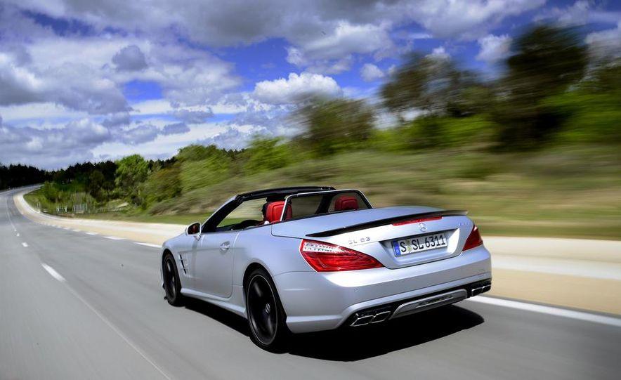 2014 Mercedes-Benz SL63 AMG - Slide 9