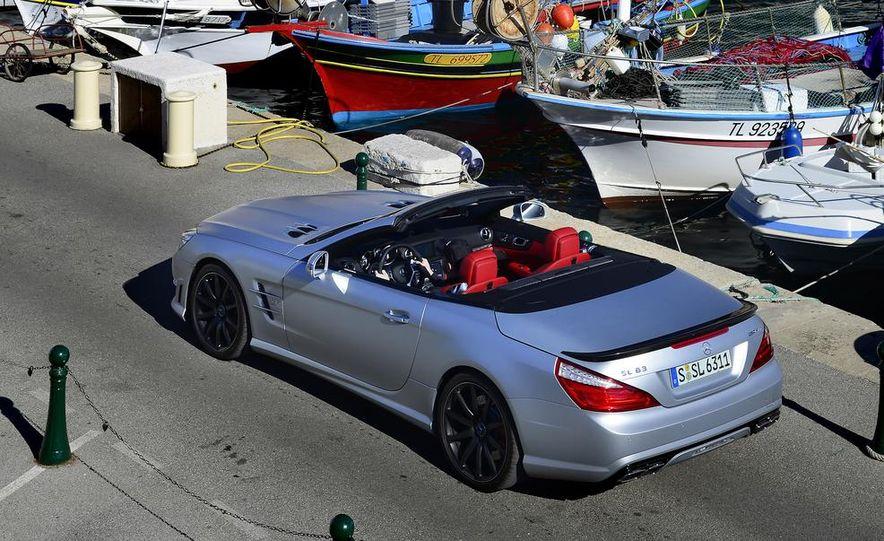 2014 Mercedes-Benz SL63 AMG - Slide 12
