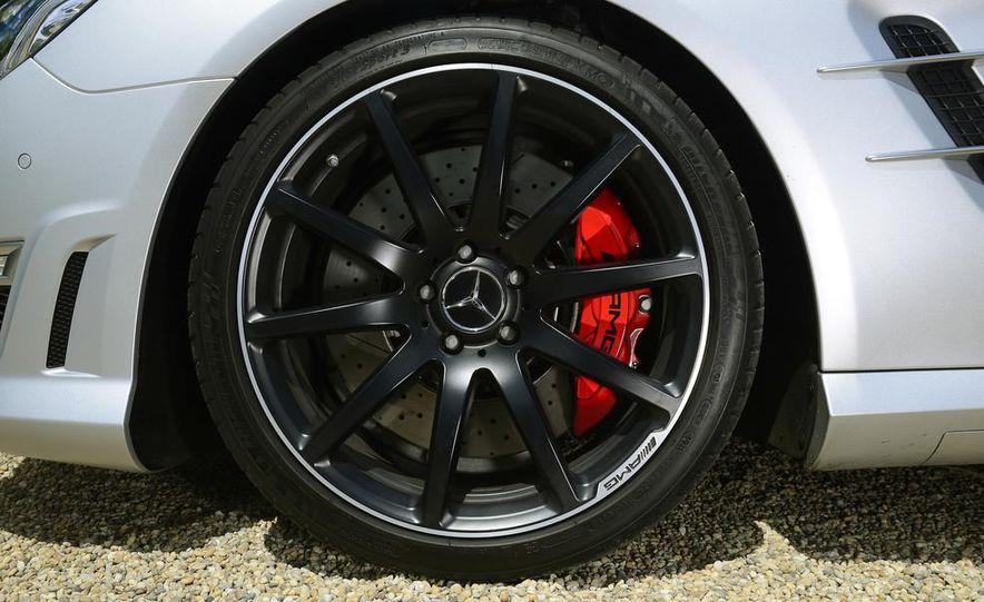 2014 Mercedes-Benz SL63 AMG - Slide 20