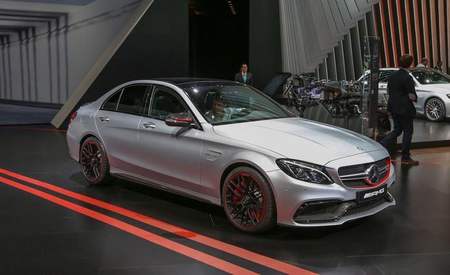 2015 Mercedes-AMG C63 S-Model - Slide 1