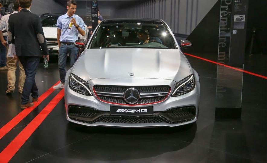 2015 Mercedes-AMG C63 S-Model - Slide 4