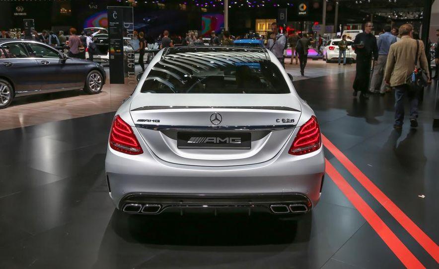 2015 Mercedes-AMG C63 S-Model - Slide 6