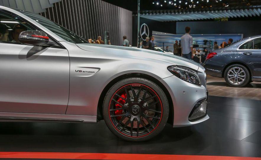 2015 Mercedes-AMG C63 S-Model - Slide 8