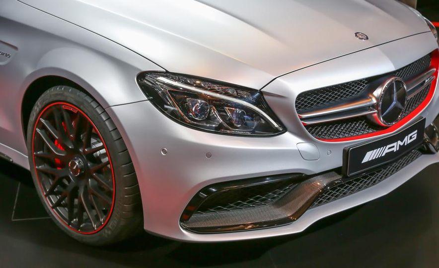 2015 Mercedes-AMG C63 S-Model - Slide 10